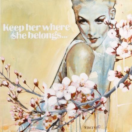 Keep her