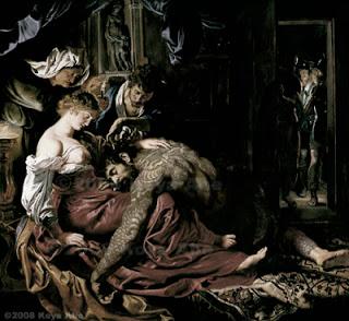 After Samson and Delilah