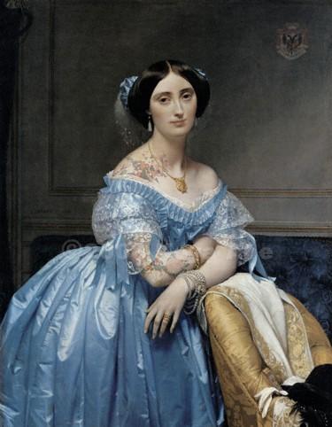 Digital Art Chapter 5: Analogies, After Princess de Broglie