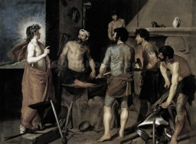 Digital Art Chapter 5: Analogies, After Apollo at the Forge of