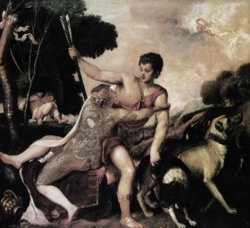 Digital Art Chapter 5: Analogies, After Venus and Adonis