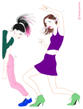 Illustration-for-Cosmopolitan-magazine-Marie-Perron